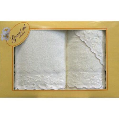 Набор полотенец Grand Stil Жемчужное крем