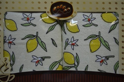 Набор полотенец KingSilk Лимоны Pol-19-1