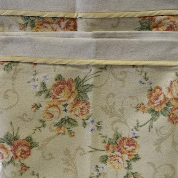 Простыня-покрывало Velur Beige Rose