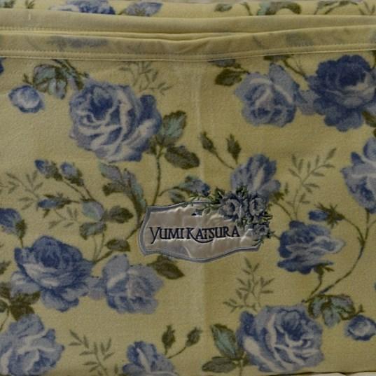 Простыня-покрывало Velur Sapphire Rose