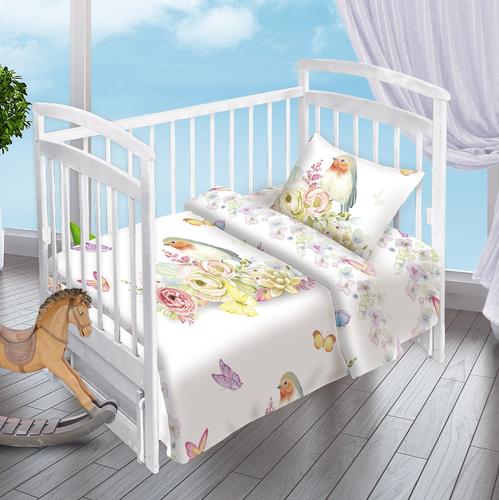 Детское постельное белье Valtery Птичка V1