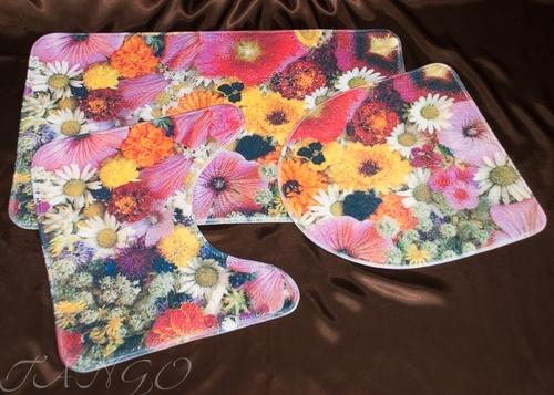 Набор ковриков Tango Flowers