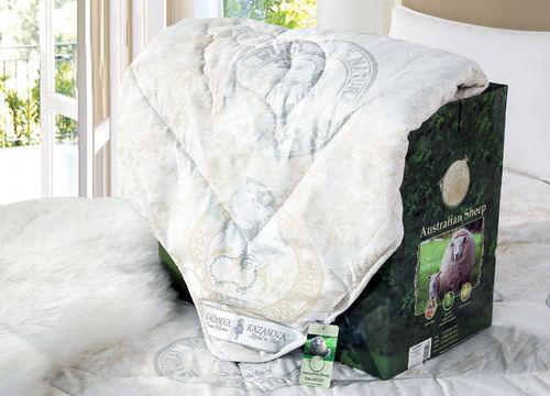 Зимнее одеяло Kazanova 155х210 Australian Sheep