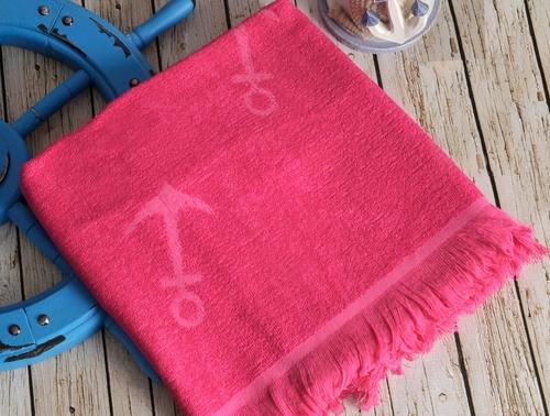 Пляжное полотенце 75х150 Irya Seaside Fuchsia