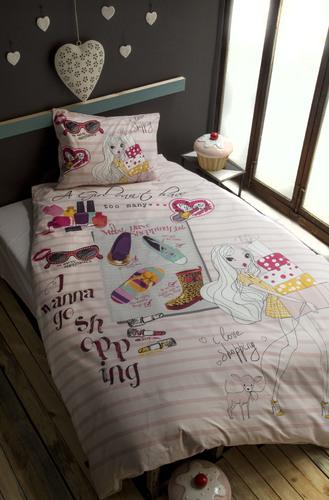 Постельное белье SHOPPING GIRL 1.5 спальный