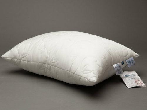 Подушка стеганая 50х68 на молнии Silk Familie Bio