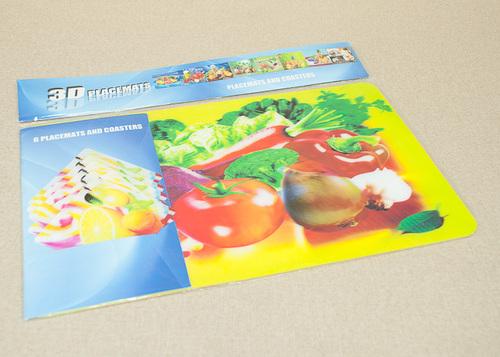 Набор салфеток с подстаканниками Tango Vegetables V2
