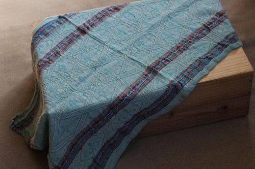 Кухонное жаккардовое полотенце Soft Mint 50х65 см
