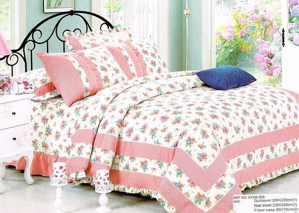 Постельное белье Provance Flower Pink