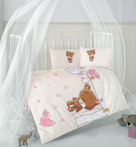Детское постельное белье TEDDY V1