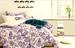Постельное белье Carlye Purple