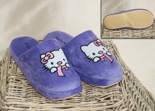 Тапочки Tango Hello Kitty Purple