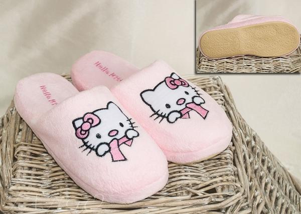 Тапочки Tango Hello Kitty Pink