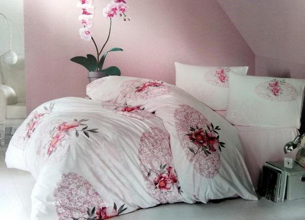 Постельное белье Star Pink