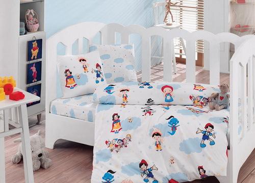 """Детское постельное белье """"Bebe"""" Pinocchio"""