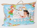 Подушка детская Cleo Экофайбер 50/004-PD
