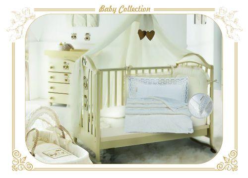 Детское постельное белье VF Новелла (молоко)