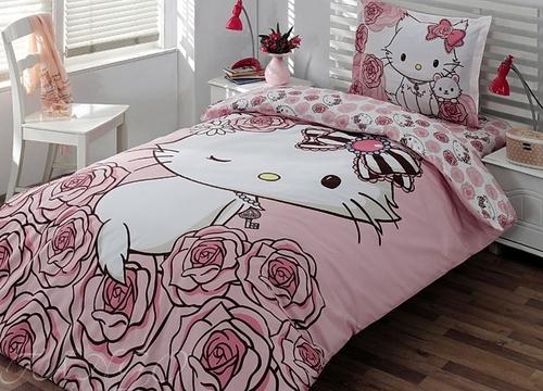 Детское постельное белье VS Hello Kitty 9