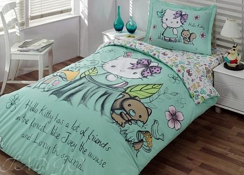 Детское постельное белье VS Hello Kitty 8
