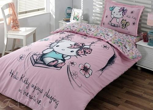 Детское постельное белье VS Hello Kitty 7