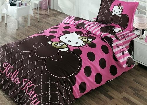 Детское постельное белье VS Hello Kitty