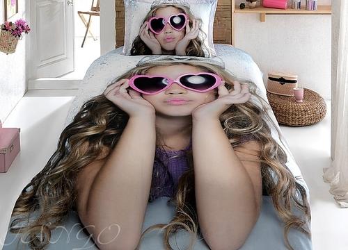Постельное белье Girl Style
