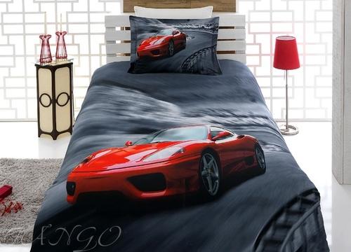 Постельное белье Red Car
