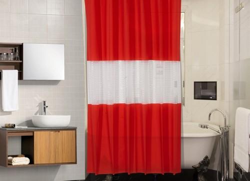 Штора для ванной Valtery YE-0006A